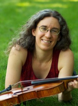 Sarah Darling, violin