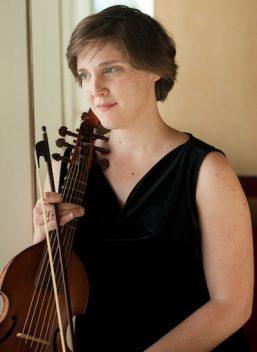 Rebecca Landell Reed, baroque cello