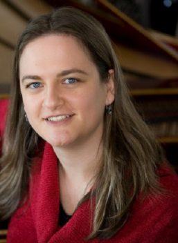 Jennifer Streeter, harpsichord & organ
