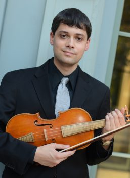 Michael De Sapio, violin & viola