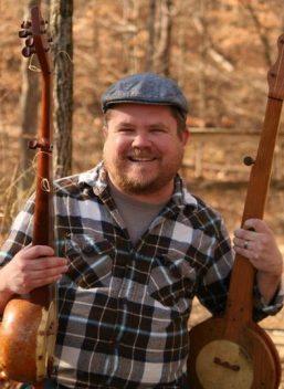 Keith Collins, American Gourd Banjo, Harp, Bassoon, & Mountain Dulcimer