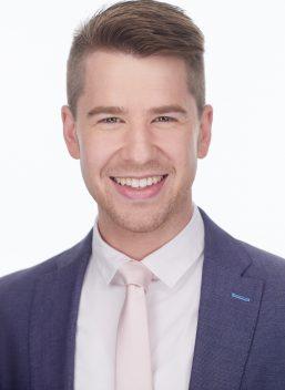 Daniel Moody, countertenor