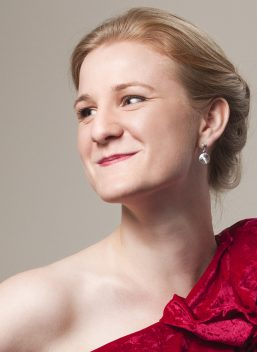 Megan Chartrand, soprano