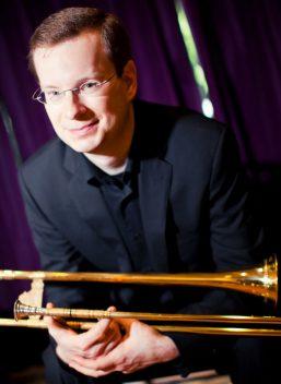 Paul Von Hoff, trombone