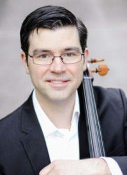 Benjamin Wyatt, baroque cello