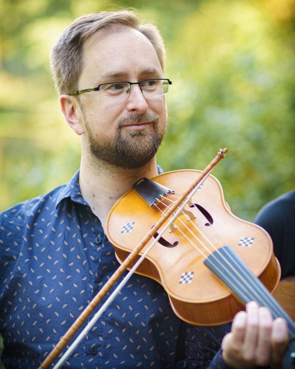 David McCormick, baroque violin